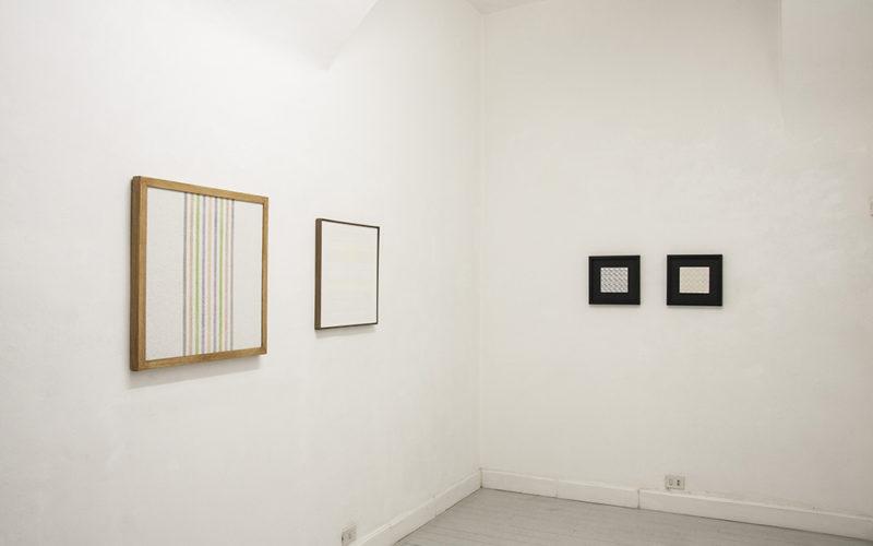 Senza titolo 3, exhibition view