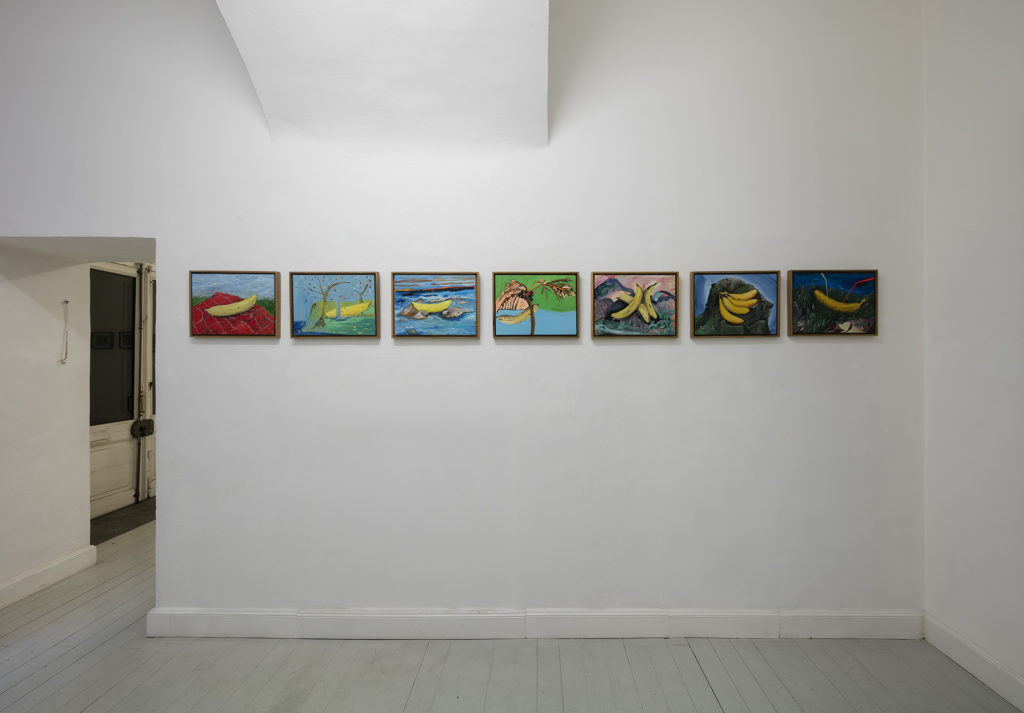 Recent Works, exhibition view, Ph. Antonio Maniscalco
