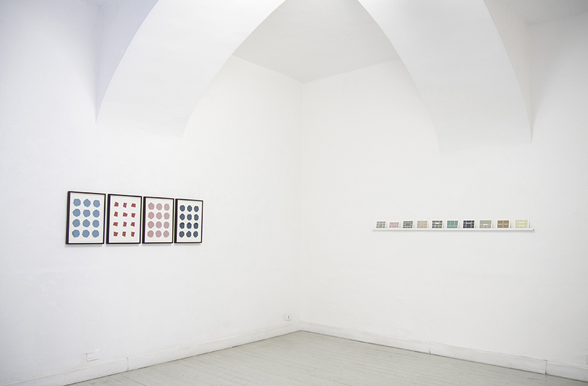 Selected Works vol. XI, exhibition view