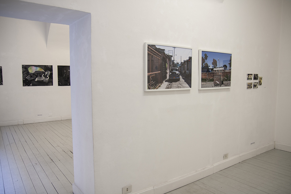 Derive, exhibition view
