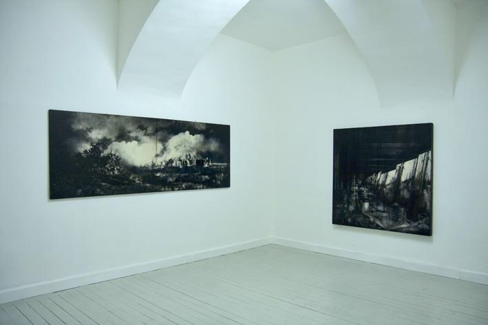 Javier Garcerà, exhibition view