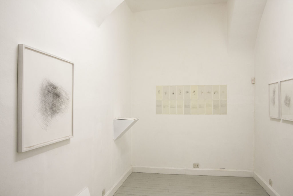 Linea senza fine, exhibition view
