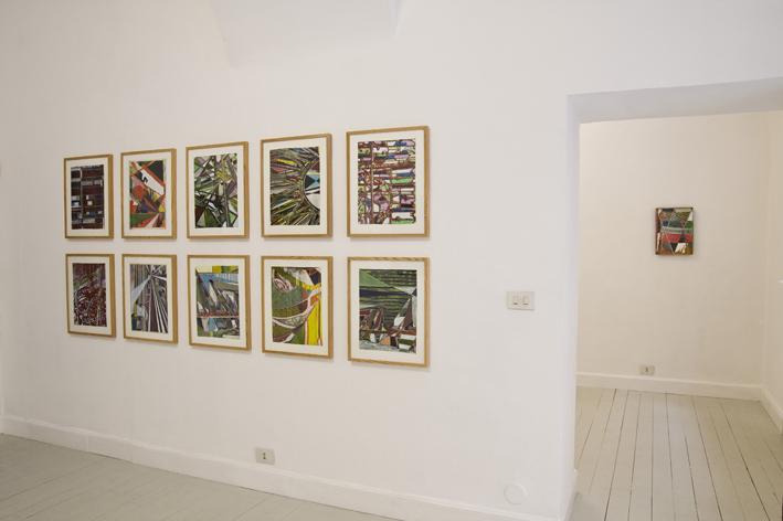 Jan Muche, exhibition view
