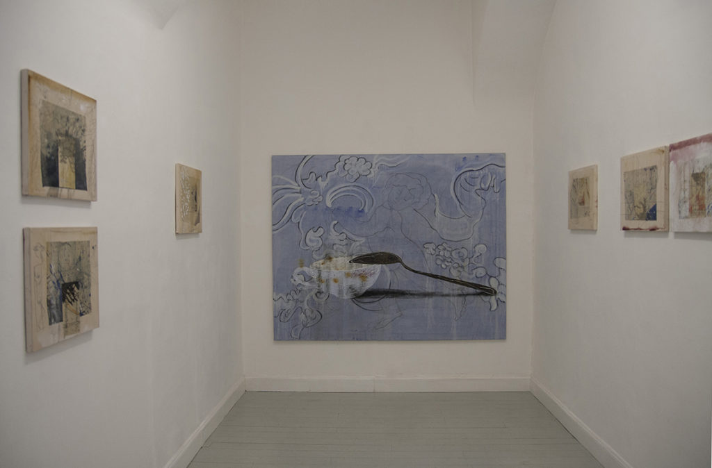 Michele Munno, exhibition view