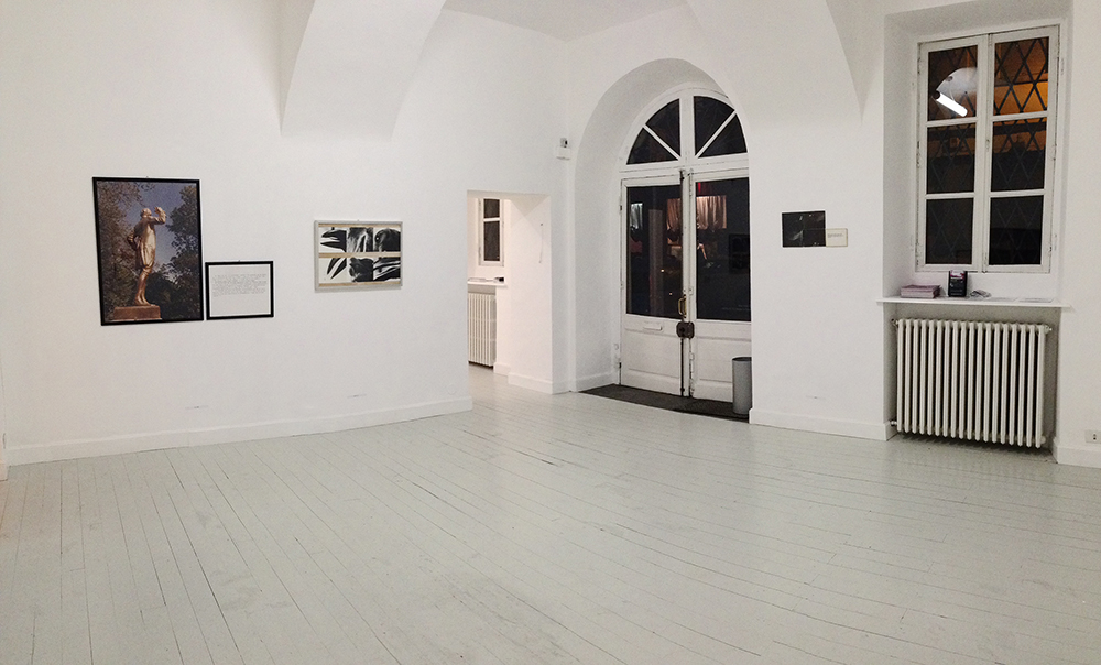 Narrative Art, exhibition view