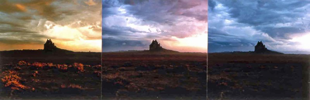 Roger Cutforth, Shiprock, New Mexico, 1977