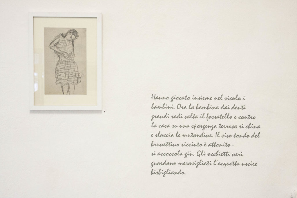 Nella Marchesini, exhibition view