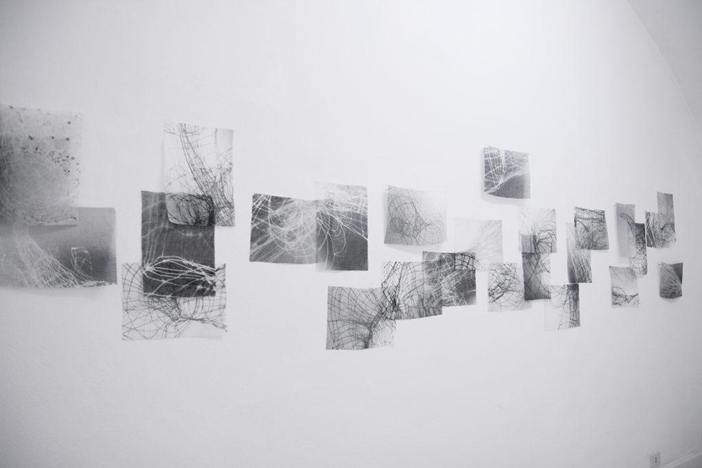 Passaggi imperfetti, exhibition view