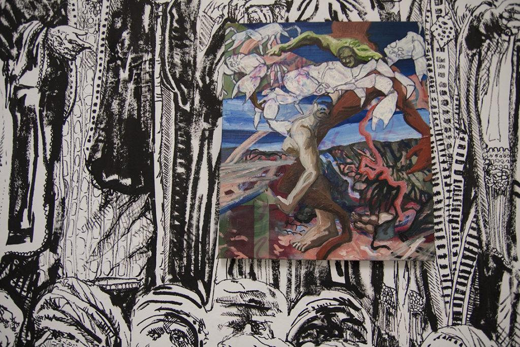 Remix 02, exhibition view