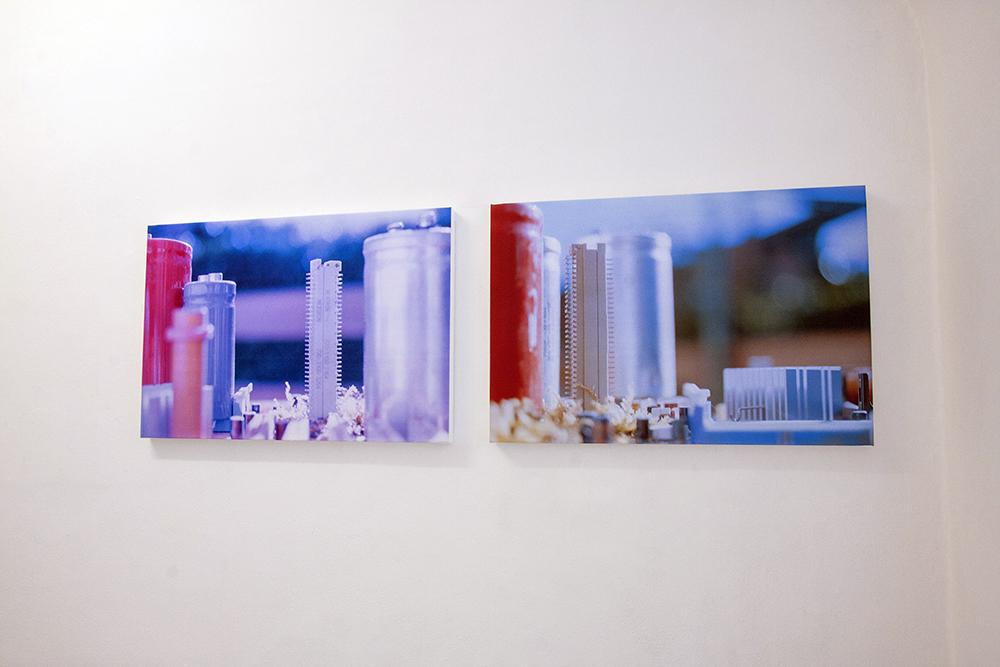 Donatella Tassone, exhibition view
