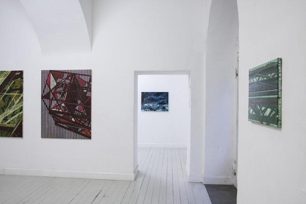 Under Construction Berlin, exhibition view