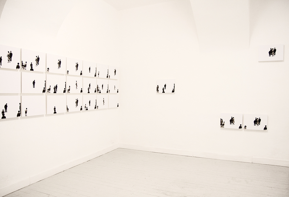 Francesco Vaccaro, exhibition view