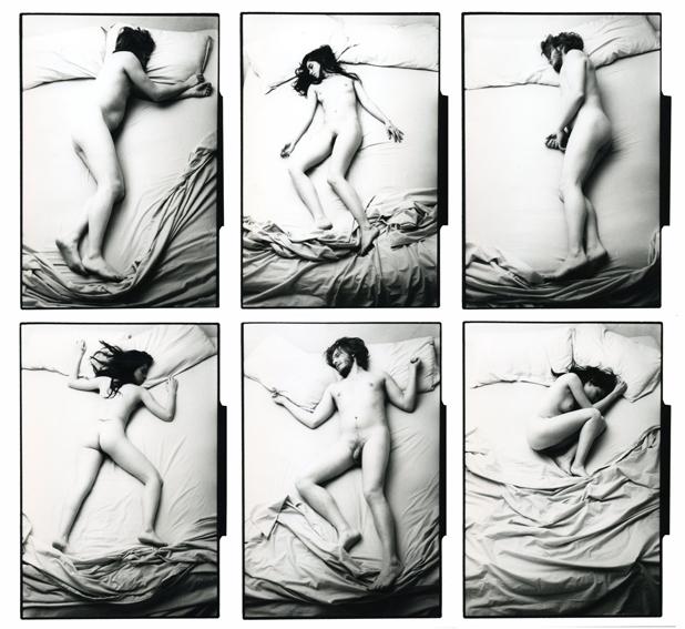 Maya Quattropani, Le architetture del sonno, 2010, Serie, sei fotografie analogiche B/W, stampa baritata ai sali d'argento, cm 20x30 cad.