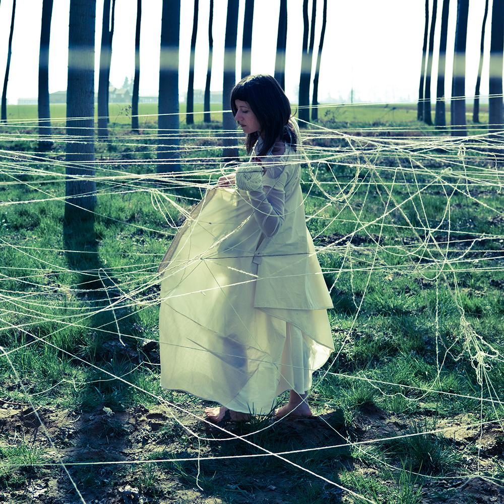 Irene Pittatore, Coazione 5, 2011, fotografia, cm 100x100