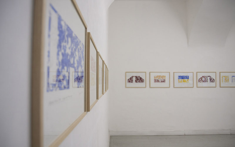 Roger Welch, exhibition view